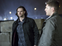 Sam and Dean at Night