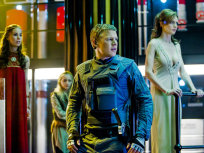 Dominion, Syfy, Thursday, June 19