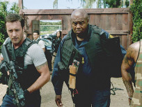 McGarrett & Grover On The Case
