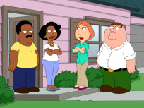 Family Guy Season 12 Episode 20