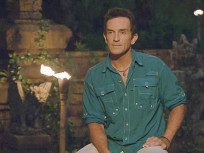 Jeff Probst in the Finale