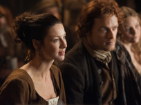 Enjoying a Story - Outlander