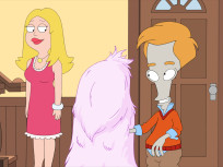 Finding an Alien - American Dad