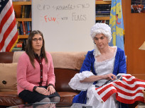 The Big Bang Theory Season 8 Episode 10 Review