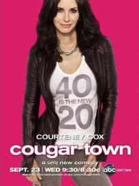 Cougar town poster