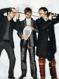 Three Gossip Guys