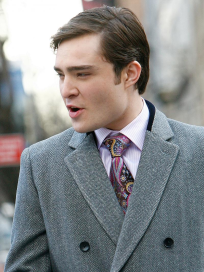 An Ed Westwick Photo