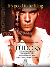Poster for the tudors