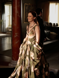 Blair's Beautiful Dress