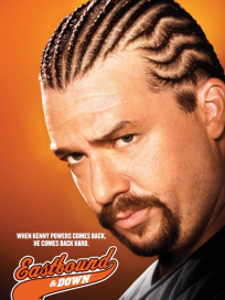 Eastbound and down poster