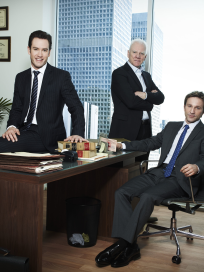 Franklin and bash cast pic