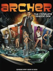 Archer season 1 DVD