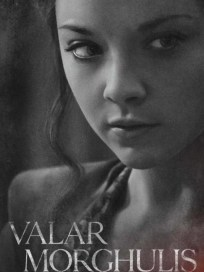 Natalie Dormer Game of Thrones Poster