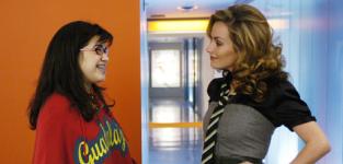 Betty meets amanda