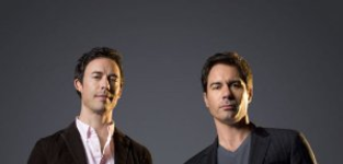 Trust Me Doomed? Eric McCormack in a New Pilot
