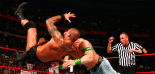 RKO on Cena