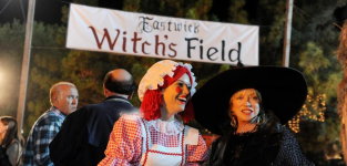 Eastwick witchs field