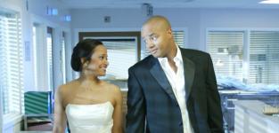 My best friends wedding picture