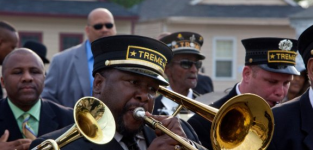 Treme character