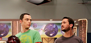 Sheldon vs wil wheaton