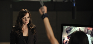 EXCLUSIVE: Melinda Clarke on Nikita, The Vampire Diaries and Kissing Ian Somerhalder