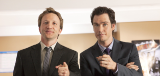 Franklin & Bash Review: A Great Bromance