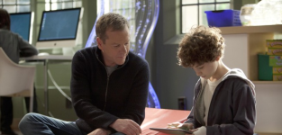 Martin investigates jakes tablet