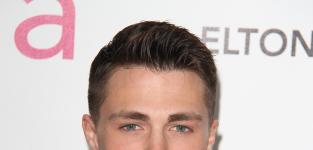 Colton Haynes Cast on Arrow As...