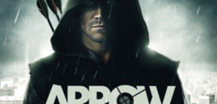 Arrow comic con poster