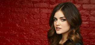 Lucy hale promotional pic