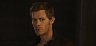 Joseph Morgan as Vampire Diaries' Klaus