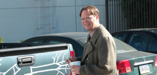 Rainn Wilson to Play Title Character on Backstrom