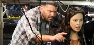 Huck and quinn