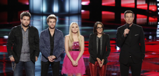 The Voice Finale Photo