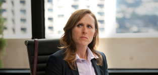 Molly shannon on enlightened