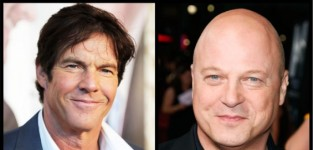 Dennis quaid and michael chiklis
