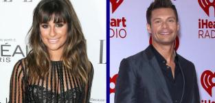 Tournament of TV Fanatic: Lea Michele vs. Ryan Seacrest!