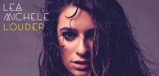 Lea michele album art