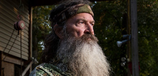 Phil Robertson Suspended from Duck Dynasty for Homophobic Comments
