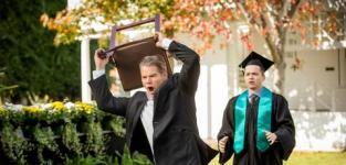 Travis graduation