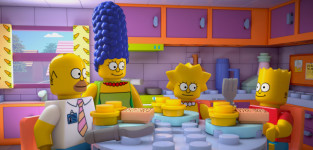 What was the best part of Lego Springfield?