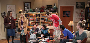 Grade The Big Bang Theory Season 7 now!