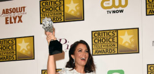 Bellamy Young Reflects on Critics Choice Award, Relives Scandalous Mellie Moments