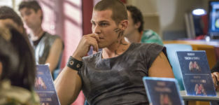 Greg finley on star crossed