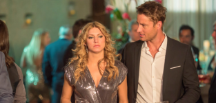 Jes Macallan and Justin Hartley on Mistresses Season 2 Episode 13