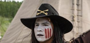 Comanche village hell on wheels