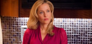 Gillian Anderson on Hannibal