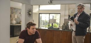 Looking Pensive - Satisfaction Season 1 Episode 10