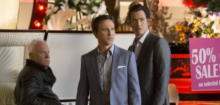 Infeld fears his death franklin and bash
