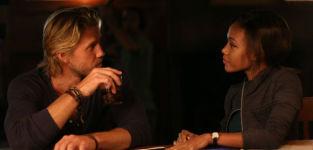 Hawley Chats With Abbie - Sleepy Hollow Season 2 Episode 8